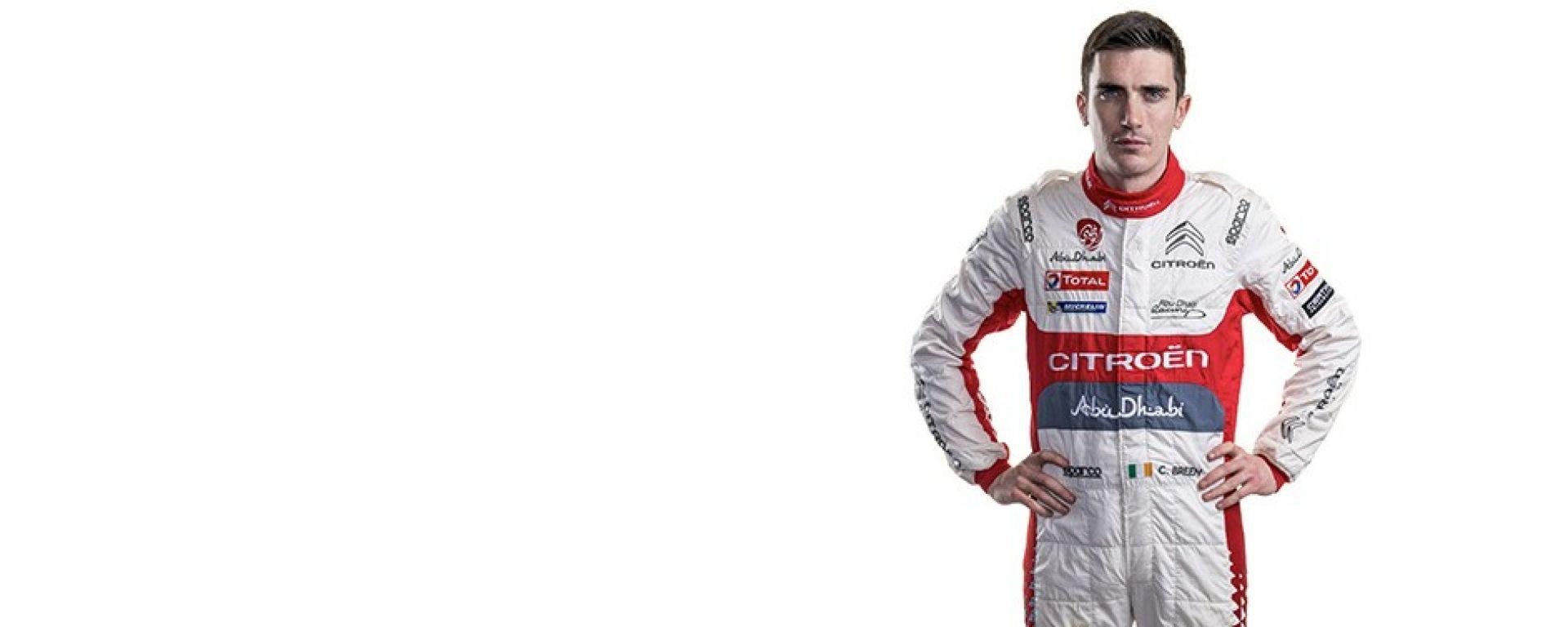 Craig Breen - Citroen C3 WRC