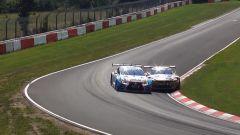 Crash al Nurburgring