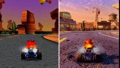 Crash Team Racing Nitro-Fueled: il confronto dopo 20 anni
