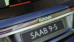 Crash test da premio per le Saab 9-5 e 9-4X - Immagine: 31