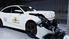 Crash Test Euro NCAP: Honda Civic