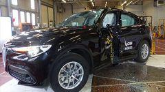 Crash Test Euro NCAP: l'ultima tornata ha fatto il pieno di stelle  - Immagine: 13