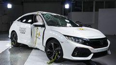 Crash Test Euro NCAP: l'ultima tornata ha fatto il pieno di stelle  - Immagine: 22