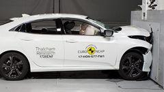 Crash Test Euro NCAP: l'ultima tornata ha fatto il pieno di stelle  - Immagine: 23