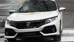 Crash Test Euro NCAP: l'ultima tornata ha fatto il pieno di stelle  - Immagine: 30