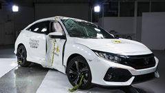 Crash Test Euro NCAP: l'ultima tornata ha fatto il pieno di stelle  - Immagine: 31