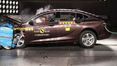 Crash Test Euro NCAP: l'ultima tornata ha fatto il pieno di stelle  - Immagine: 34