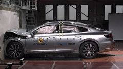 Crash Test Euro NCAP: l'ultima tornata ha fatto il pieno di stelle  - Immagine: 43