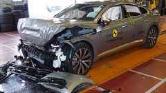 Crash Test Euro NCAP: l'ultima tornata ha fatto il pieno di stelle  - Immagine: 44