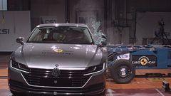 Crash Test Euro NCAP: l'ultima tornata ha fatto il pieno di stelle  - Immagine: 45