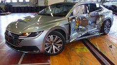 Crash Test Euro NCAP: l'ultima tornata ha fatto il pieno di stelle  - Immagine: 46