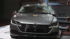 Crash Test Euro NCAP: l'ultima tornata ha fatto il pieno di stelle  - Immagine: 47