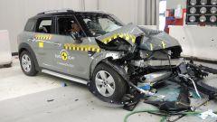 Crash test Euro Ncap Mini Countryman