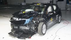 Crash test Euro Ncap Nissan Micra