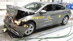 Crash Test Euro NCAP: Opel Insignia