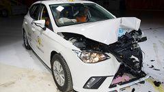 Crash Test Euro NCAP: Seat Ibiza