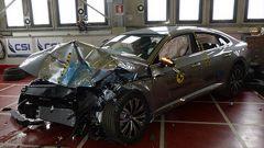 Crash Test Euro NCAP: Volkswagen Arteon