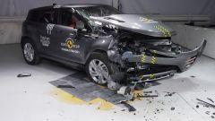 Video crash test nuova Range Rover Evoque 2019