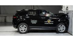 Crash Test Range Rover Evoque 2019 5 stelle EuroNCAP