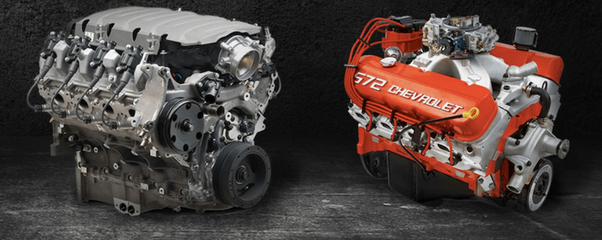 Crate engine Chevrolet