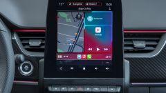 Renault Arkana come Peugeot 308: no chip, no virtual display - Immagine: 4