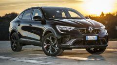 Renault Arkana come Peugeot 308: no chip, no virtual display - Immagine: 6