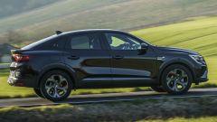 Renault Arkana come Peugeot 308: no chip, no virtual display - Immagine: 7