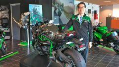Crisi microchip rallenta la produzione moto Kawasaki