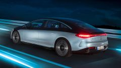 Crisi microchip: la berlina Mercedes a zero emissioni appena presentata