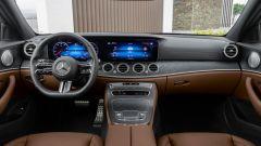 Crisi microchip: l'abitacolo della Mercedes Classe E