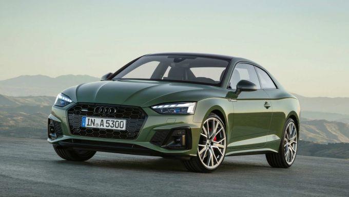 Crisi microchip: l'Audi A5 è coinvolta nel rallentamento della produzione