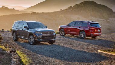 Crisi mondiale dei chip: coinvolto anche l'atteso SUV Jeep Grand Cherokee