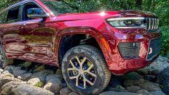 Crisi chip: niente sospensioni pneumatiche su Grand Cherokee