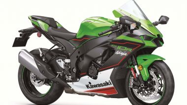 Crisi semiconduttori Kawasaki: la nuova supersportiva ZX10 R Ninja