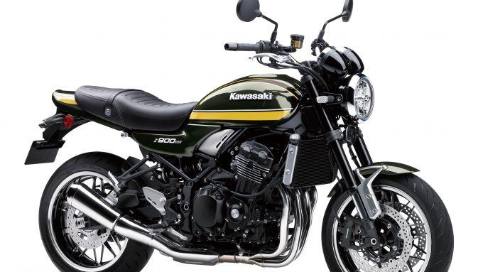 Crisi semiconduttori Kawasaki: la Z900 RS