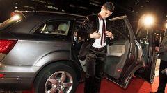 Cristiano Ronaldo Audi Q7