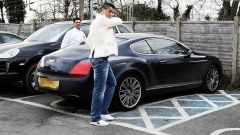 Cristiano Ronaldo Bentley Continental