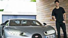 Cristiano Ronaldo Bugatti Chiron