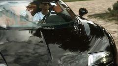 Cristiano Ronaldo Bugatti Veyron front