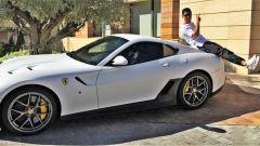 CR7-Day: la presentazione di tutte le auto di Cristiano Ronaldo
