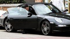 Cristiano Ronaldo Porsche 911 Cabrio