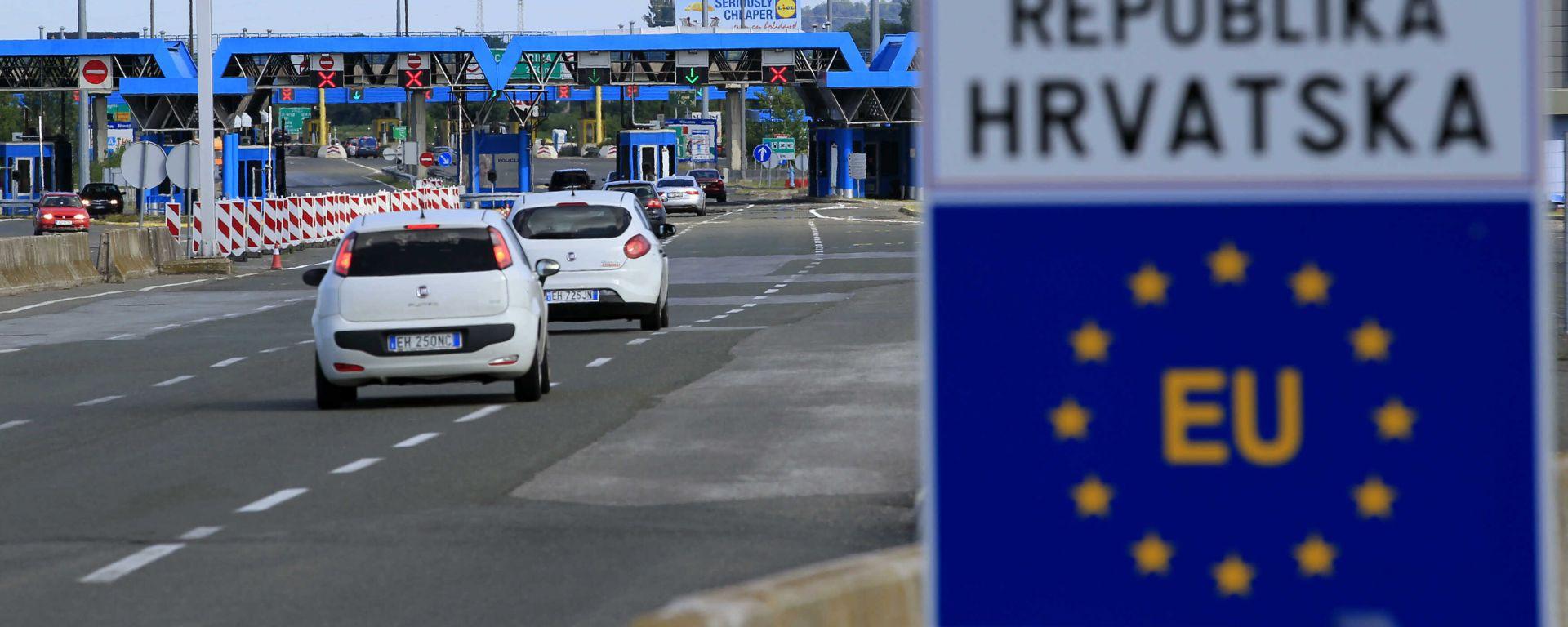 Croazia, tampone obbligatorio per chi fa rientro