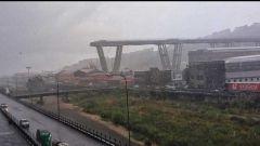 Crollo Ponte Morandi, decine di vittime
