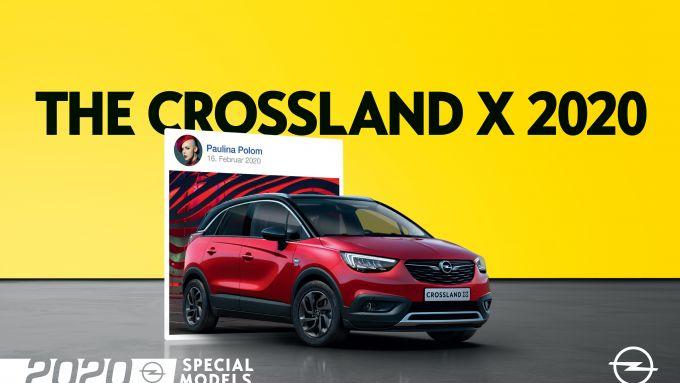 Crossland X ''Opel 2020''