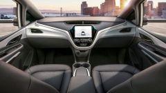 GM Cruise AV, nel 2019 l'elettrica autonoma senza volante né pedali