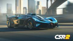 Bugatti Bolide, in esclusiva sugli smartphone con CSR Racing 2