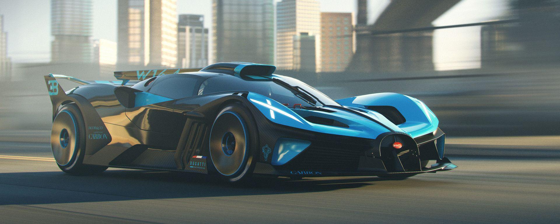 CSR Racing 2: Bugatti Bolide in esclusiva