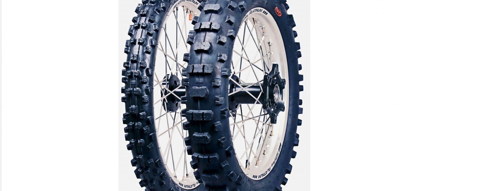 CST Tires lancia le gomme da enduro CM 723 e CM724
