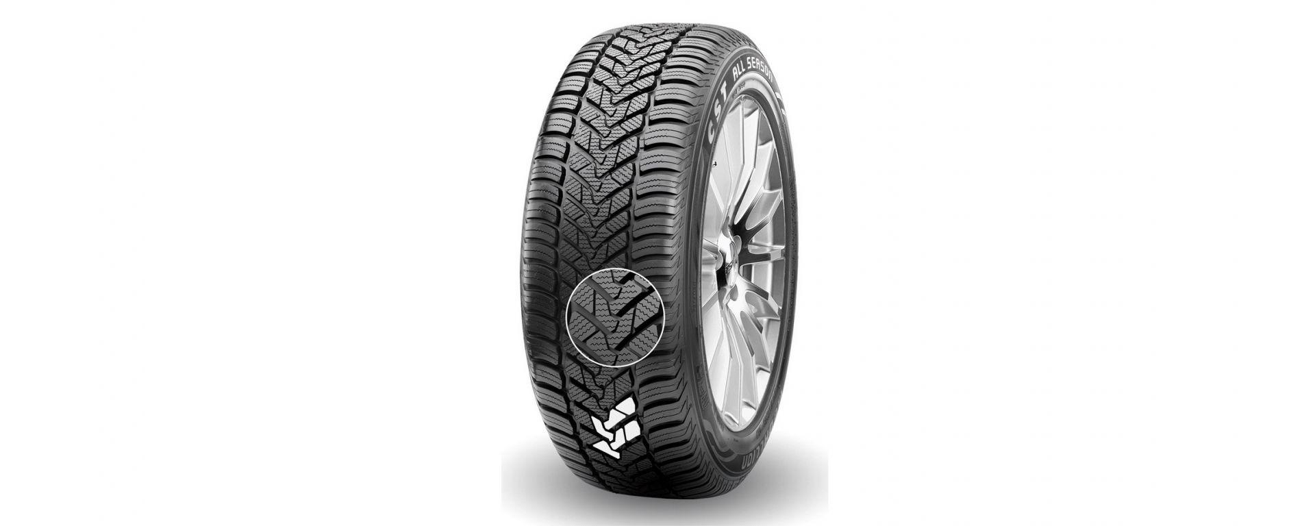 CST Tires: lo pneumatico All Season Medallion ACP1