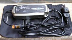 Spiksplinternieuw Come salvare la batteria. Il mantenitore di carica Ctek Multi XS PZ-78